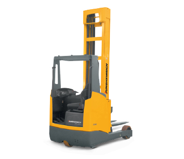 Jungheinrich sit-down moving mast reach truck product image